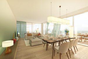 Apartmenttyp Bateo_living