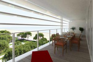 Apartmenttyp Gondola_balkon